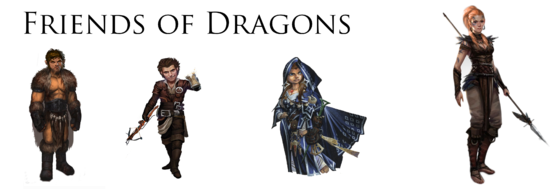 Friends of Dragons