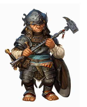 Cleric - Will of the Seven Campaign